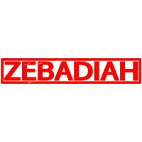 Zebadiah